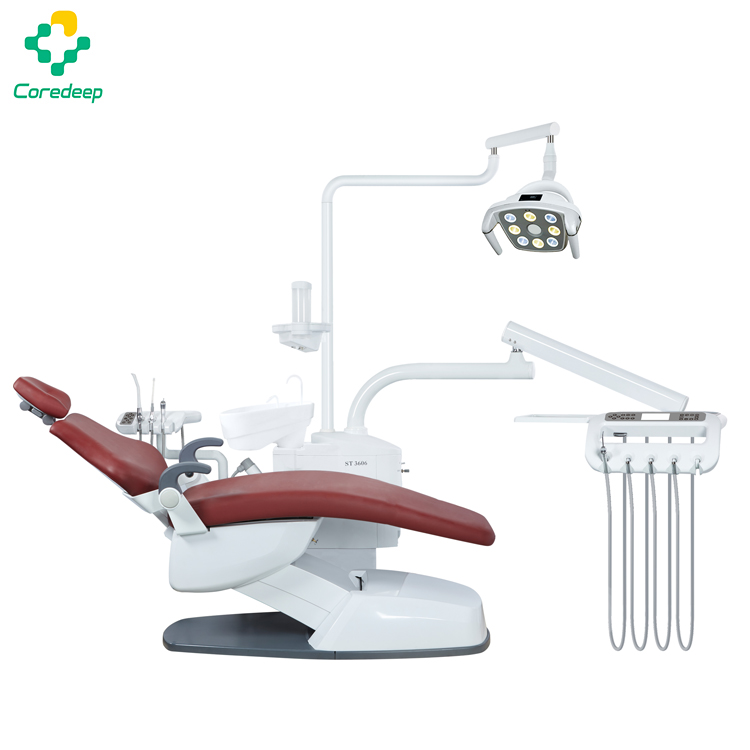 Dental Chair Unit, ST-3606 Dental Chair