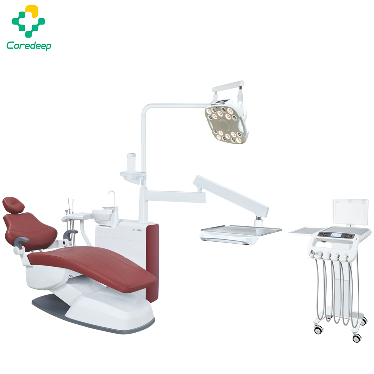 Dental Chair Unit, ST-3608 Dental Chair